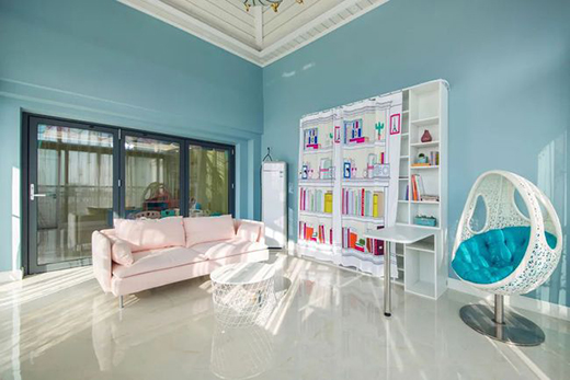 欧式别墅装修设计,进门就惊艳了,豪气时尚